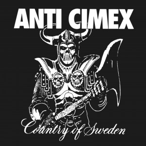 ANTI CIMEX Country of Sweden LP