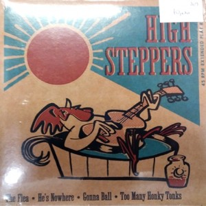 HIGH STEPPERS - s/t EP