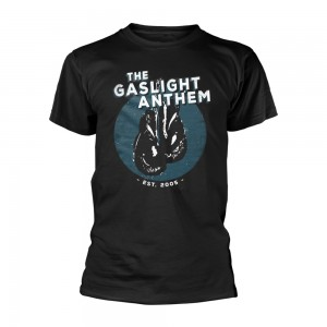 GASLIGHT ANTHEM Boxing Gloves T-SHIRT