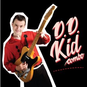 """D. D. KID COMBO  – Bad Luck Baby 7"""""""