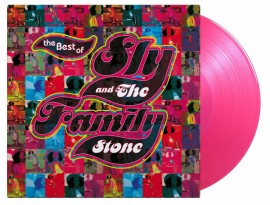 SLY & THE FAMILY STONE - Best Of Sly And The Family Stone 2LP