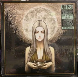 ALL HELL - The Witch's Grail LP