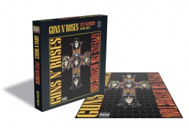 GUNS'N'ROSES Appetite For Destruction 2 PUZZLE
