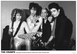 CRAMPS Camden 1980 POSTER