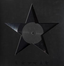 BOWIE, DAVID - Blackstar LP