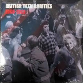 V/A - British Teen Rarities 1960-1963 LP