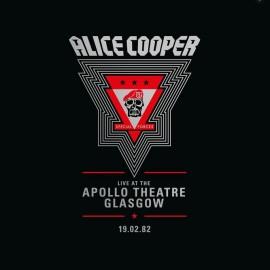 COOPER, ALICE - Live At The Apollo Theatre, Glasgow / 19.02.82 2LP