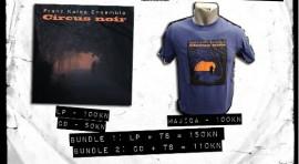 FRANZ KAFKA ENSEMBLE t-shirt + LP Bundle/Paket