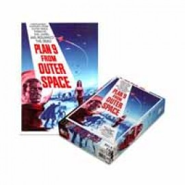 PLAN 9 From Outer Space PUZZLE