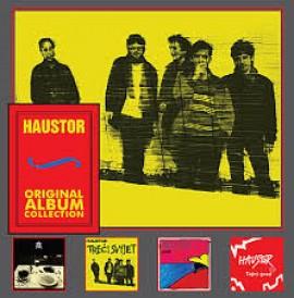 HAUSTOR - Original Album Collection 4CD