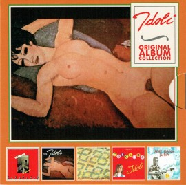 IDOLI - Original Album Collection 5CD