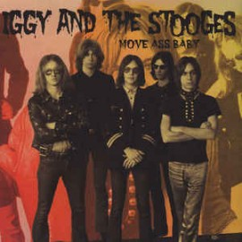 STOOGES - Move Ass Baby LP