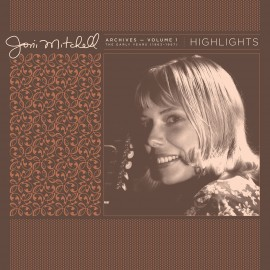 MITCHELL, JONI - Archives Volume 1: The Early Years 1963-1967 LP