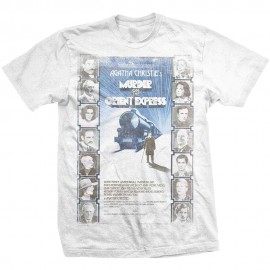 STUDIO CANAL Murder on the Orient Express T-SHIRT