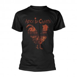 ALICE IN CHAINS Rooster T-SHIRT