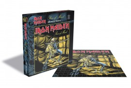 IRON MAIDEN Piece of Mind PUZZLE