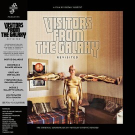 O.S.T.  – Visitors From The Galaxy Revisited 2LP