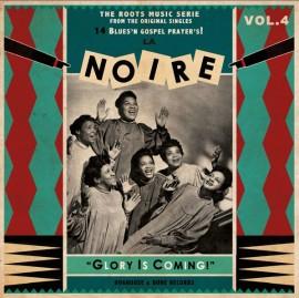"""V/A - La Noire Vol.4 """"Glory Is Coming!"""" LP"""