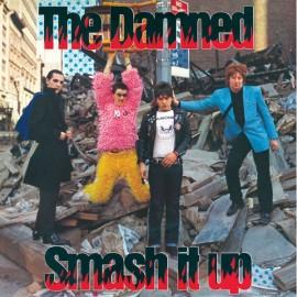 """DAMNED - Smash It Up 7"""""""