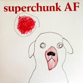 SUPERCHUNK - AF (Acoustic Foolish) LP