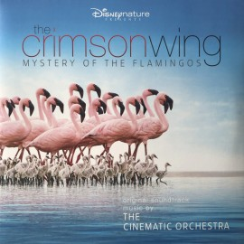 CINEMATIC ORCHESTRA - The Crimson Wing - Mystery Of The Flamingos 2LP