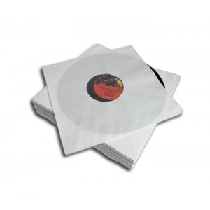 Omot za LP - unutarnji DELUXE bijeli