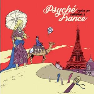 V/A – Psyche France Vol. 3 LP