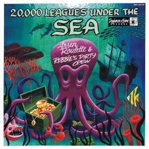 ROULETTE, ARSEN - 20.000 Leagues Under The Sea LP