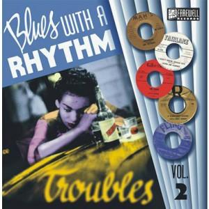 V/A - Blues With A Rhythm Vol.2 LP