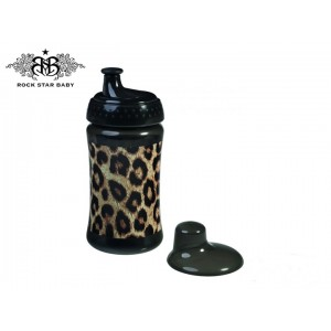 ROCK STAR BABY šalica 340 ml - Leopard