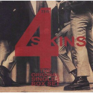 4 SKINS - The Original Singles BOX