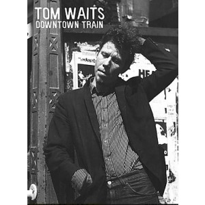 TOM WAITS Downtown Train POSTER