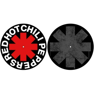RED HOT CHILI PEPPERS Asterisk SLIPMAT