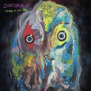 DINOSAUR JR. - Sweep It Into Space LP