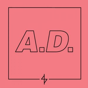 A.D. - Angel Dust LP