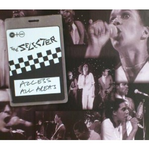 SELECTER - Access All Areas CD+DVD
