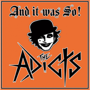 ADICTS - And It Was So LP