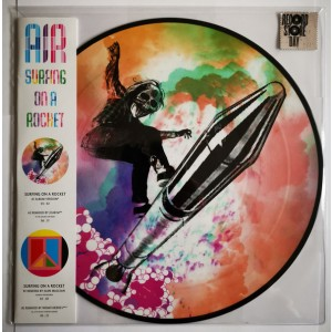 AIR - Surfing On A Rocket LP