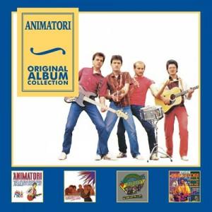 ANIMATORI - Original Album Collection 4CD BOX SET