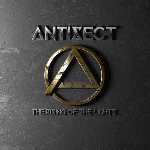 ANTISECT - The Rising Of The Lights LP
