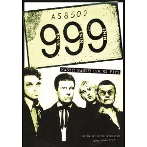 999 Nasty Nasty! POSTER