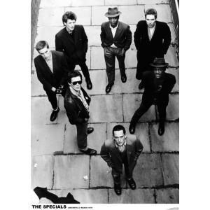 SPECIALS Looking Up POSTER