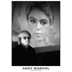 ANDY WARHOL London 1965 POSTER