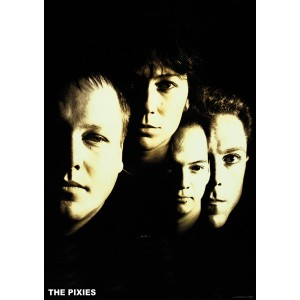 PIXIES Faces POSTER