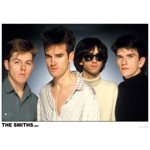 SMITHS London 1984 POSTER