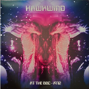 HAWKWIND - At The BBC - 1972 2LP