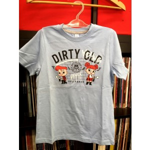 Dirty Young and Proud KIDS [blue] T-SHIRT