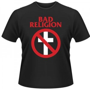 BAD RELIGION Cross Buster T-SHIRT