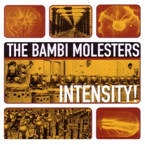 BAMBI MOLESTERS - Intensity! LP