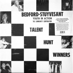 V/A - Bedford-Stuyvesant Youth In Action Community Corporation Talent Hunt Winners LP